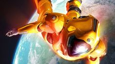 Solar System Express (Sol-X) and Juxtopia LLC (JLLC) are developing an Iron Man style space diving suit with rocket-powered boots.