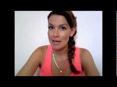 COMO MAQUILLARSE PARA LUCIR MÁS JOVEN Y FRESCA - YouTube