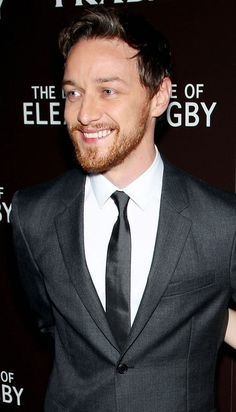 James McAvoy, screening of The Disappearance of Eleanor Rigby 9.9.14