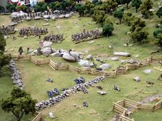 Steve's Random Musings on Wargaming and other stuff...: April 2013