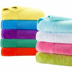 Pink Towels But No Grey