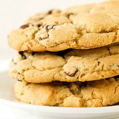 Soft and Chewy Chocolate Chip Cookies | Brown Eyed Baker