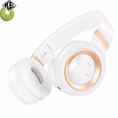 Bluetooth Wireless Headphones with Mic Support