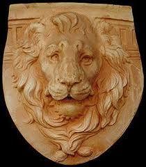 Картинки по запросу лев керамика