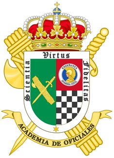 Anexo:Escudos y emblemas de las Fuerzas Armadas de España - Wikipedia, la enciclopedia libre