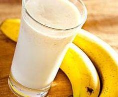 Bananen Milchshake - Variationen möglich