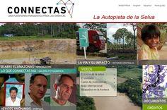 """""""La Autopista de la Selva"""", un especial periodístico creado gracias al crowdfunding  @Cdperiodismo"""