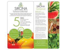 Sirona cleanse flyer