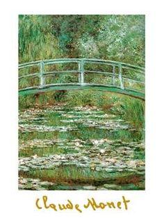 Claude Monet - Lo stagno delle ninfee