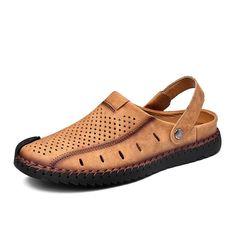 Men's Fisherman Sandals Adjustable Strap