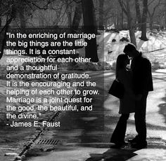 Marriage by James E. Faust