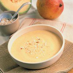 Chilled Melon Soup  wp.me/p1mrAm-2Sg