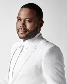Anthony Anderson--love this guy! And black-ish is a wonderful TV show!