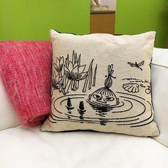 Little My cushion cover by Aurora Decorari