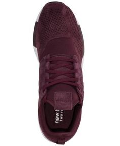 New Balance Men's 247 Suede Casual Sneakers from Finish Line - Purple 11.5