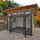 Photo Gallery - Studio Shed | Modern Shed - Storage Shed - Office Shed; This would be perfect!