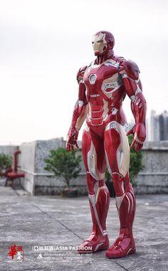 Asia Fashion 1/1 Iron man MK-45