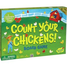 Ages 3+: LEARNING SKILLS include Taking turns, Following directions, Social development, Cooperation AWARDS 2011 Creative Child Game of the Year 2011 Oppenheim Toy Portfolio Platinum Major Fun Award 2011 Goddard School Top 10 Preschool Approved