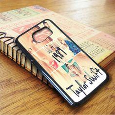 Taylor Swift 1989 Cover Album Taylor Swift Singer Samsung Galaxy S7 Case