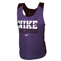 Nike Lacrosse Reversible Tank | Girls Lacrosse Apparel | Girls Lacrosse | LaxWorld.com