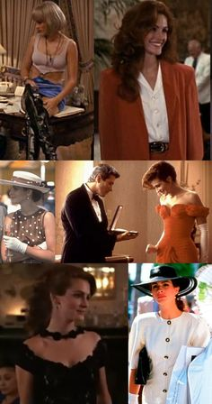 I watched Pretty Woman again and realized her outfits are all pretty much back in style now