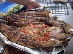Platillo tipico de las costas de mi tierra, basicamente es un pescado a las brasas, recomiendo que lo hagan en reuniones familiares como parrillada, primero por que es al asador y segundo por que e...