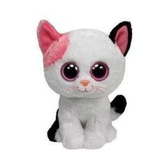 Tay has this! Ty Beanie Boos Muffin Cat Plush