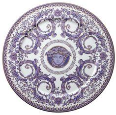 Rosenthal Meets Versace Le Grand Divertissement Service Plate - $295.00