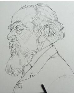 Academic drawing - New Pin Portrait Sketches, Art Drawings Sketches, Character Art, Character Design, Arte Sketchbook, Figure Drawing, Art Tutorials, Art Day, Art Inspo