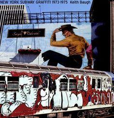 Graffiti, New York City