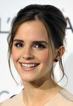 Emma Watson's flawless make-up