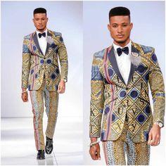 african wear for men trends