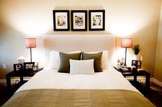 Un cabecero de altura para tu cama