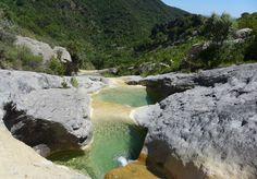 Pozas del Barranco de Ascaso Ebro, Ascaso, Image Types, River, Nature, Outdoor, Google, Hiking Trails, Natural Swimming Pools