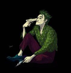 John Doe ( joker ) from batman the enemy within about to kill himself Joker Comic, Joker Pics, Batman Telltale, Black Butler Meme, Poison Ivy Dc Comics, Gotham Villains, The Enemy Within, Joker Game, Joker And Harley Quinn