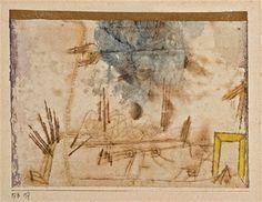 Ohne Titel by Paul Klee