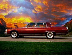 Cadillac Fleetwood D'Elegance by Cauldron Graphix, via Flickr