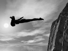 Un salto nel vuoto può farti percepire che ciò che vivi non è reale  Da quanto tempo sei fermo?  da quanto tempo cerchi di farti piacere qualcosa che in realtà , nel profondo, sai che non ti piace?  stai realmente seguendo quello che vuoi nella vita?  pensi che sia questo il modo di realizzarlo? Leggi questo articolo potrebbe tornarti utile