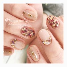 Amazing Party Recipes and Food Ideas for Every Holiday, Special Occasion, Reunion and more! Delicious Make-Ahead Appetizers, Dips and Finger Foods! Savory and Sweet Small Bite Recipes to Satisfy all Guests! Korean Nail Art, Korean Nails, Love Nails, Pretty Nails, Japanese Nails, Minimalist Nails, Cute Nail Art, Bridal Nails, Nail Manicure