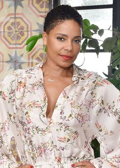 STYLECASTER | Best Celeb Natural Hair Moments of 2018 | Sanaa Lathan