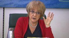 British parliamentary Public Accounts Committee (PAC) chair Margaret Hodge. (UK Parliament via Reuters TV)