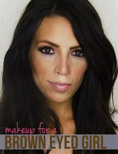 31 Makeup Tutorials for Brown Eyes - BROWN EYED GIRL -Great Step by Step Tutorials and Videos for Beginners and Ideas for Makeup for Brown Eyes -Natural Everyday Looks -Smokey Prom and Wedding Looks -Eyeshadow and Eyeliner Looks for night