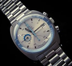 Omega Seamaster 176.007 Omega Seamaster Chronograph, Vintage Omega, Vintage Watches, Vintage Posters, Clocks, Omega Watch, Rolex Watches, Racing, Accessories