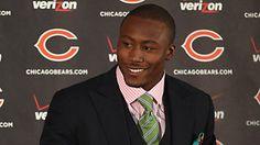 New Chicago Bear WR Brandon Marshall