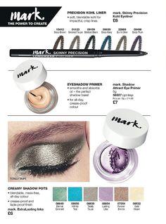 Online Brochure : Campaign 8 Eyeshadow Primer, Eye Primer, Kohl Eyeliner, Avon Online, Taupe, Campaign, Eyeshadow