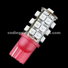 A.SMD T10 Car LED Light   B.Use super bright 3528 SMDs   C.High intensity   D.Easy installation   ETwo-year warranty