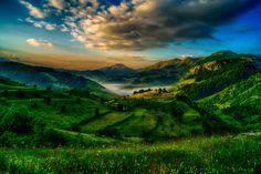 Misty Hills by Sead Sasivarevic on 500px