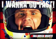 I wanna go fast!!!!!