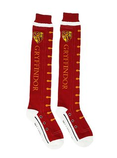 Harry Potter Gryffindor Over-The-Knee SocksHarry Potter Gryffindor Over-The-Knee Socks,