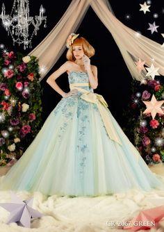 結婚式場写真「カラードレス」 【みんなのウェディング】